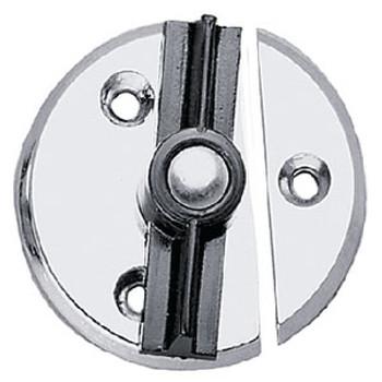 Perko Door Button with O Spring 1217Dp0Chr
