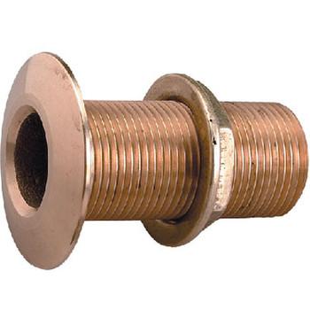 Perko 1 1/4 Bronze Thru Hull with Nut 0322Dp7Plb