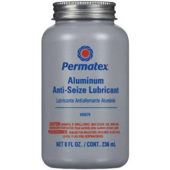 Permatex Anti-Seize 8oz Brush Top Bot 80078