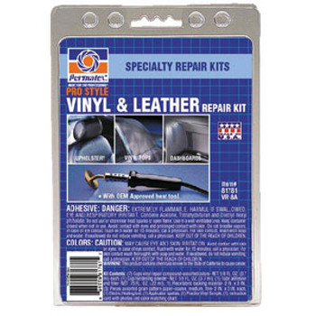 Permatex Pro Vinyl & Leather Repair Kit 81781