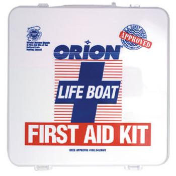 Orion Safety Products Life Boat Comm First Aid Kit 811