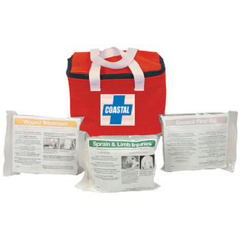Orion Safety Products Coastal Firstaid Kit Nylon Bag 840