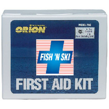 Orion Safety Products Fish N Ski First Aid Kit 963
