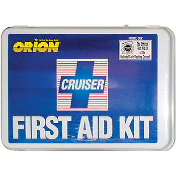 Orion Safety Products Cruiser First Aid Kit 965