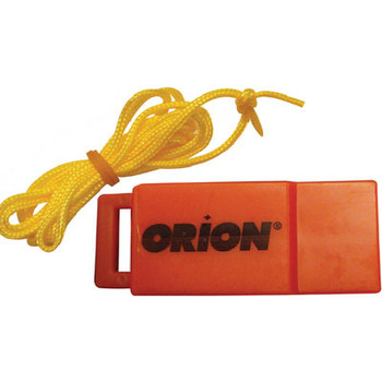 Orion Safety Products Whistle 2 Pack Blister 976
