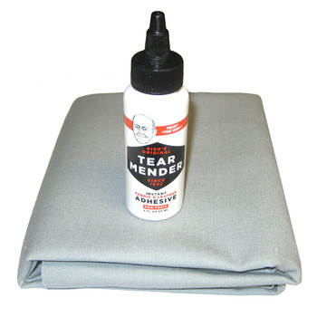 CLEARANCE Attwood Marine Boat Cover Repair Kt Rd Rdy Gry 10556-5