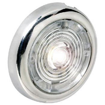"Attwood Marine 1.5"" LED Round Courtesy Light 6342SS7"