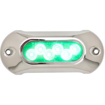 Attwood Marine Underwater 6 LED Green 65Uw06G-7