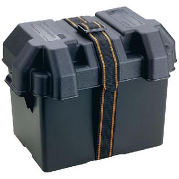 Attwood Marine Standard Battery Box-Black-Series 24 9065-1