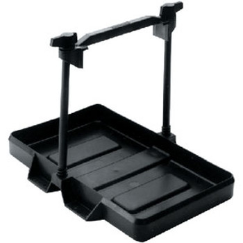 Attwood Marine Battery Tray 24M-with Cross Bar 9090-5