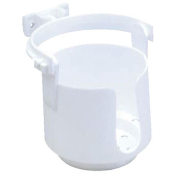 Attwood Marine Gimballed Drink Holder White 11631-4