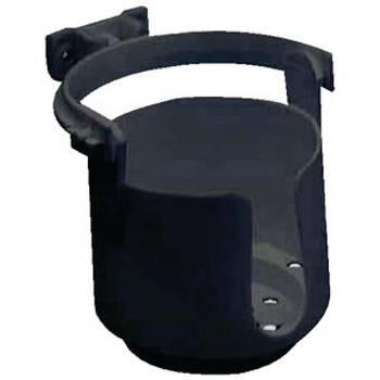 Attwood Marine Gimballed Drink Holder Black 11635-4