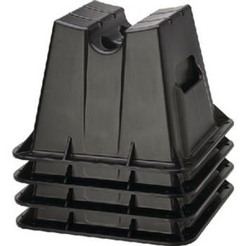 Attwood Marine Pontoon Storage Blocks 11401-4