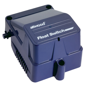 Attwood Marine Float Switch with Cover 12V 4201-7