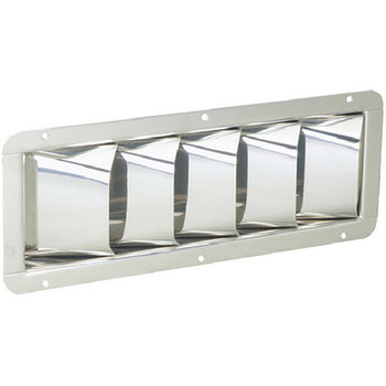 Attwood Marine Louvered Vent SS 1488-5