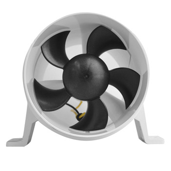 Attwood Marine Blower-Turbo 4000 4 Inch White 1747-4