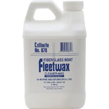 Collinite Collinite Liquid Fleetwax 1/2 Gallon 8701