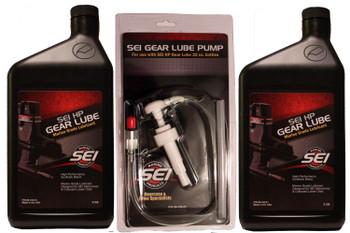 SEI Marine Mercruiser Gear lube and Pump Kit