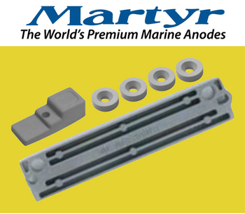Martyr Anodes ANODE-SUZ 90-100-115HP MG CMSZ90140KITM