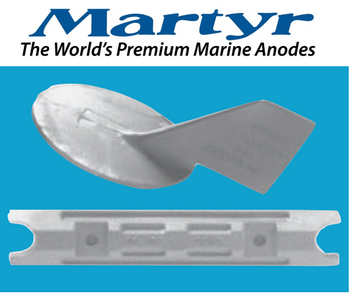 Martyr Anodes ANODE-YAM 60-90 HP OB AL CMY6090KITA