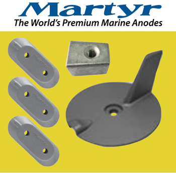 Martyr Anodes ANODE-YAM 4T 40-60 HP OB MG CMY4060KITM
