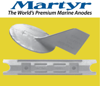 Martyr Anodes ANODE-YAM 60-90 HP OB MG CMY6090KITM
