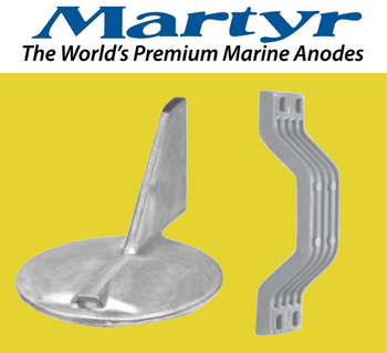 Martyr Anodes ANODE-YAM 200-300HP KIT M CMYHP200300KITM