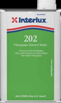 Interlux Fiberglass Solvent Wash-Gallon 202/1