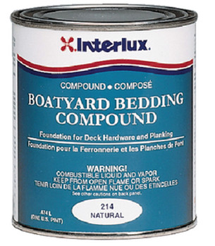 Interlux By Bedding Compound- Quart 214Q