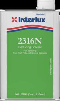 Interlux Inthane Plus Reducing Solvent- Gallon 2316G