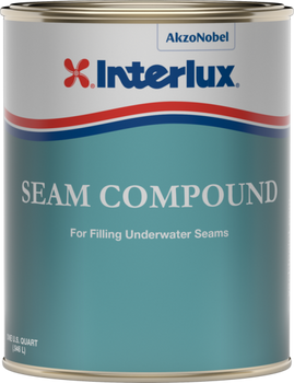 Interlux Seam Compound- Brown- Quart 30/QT
