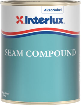 Interlux Seam Compound- White- Quart 31/QT