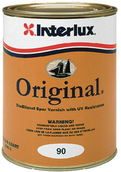 Interlux Original Varnish- Quart 90/QT
