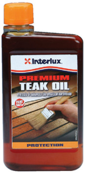 Interlux Teak Oil - Liter YMA016L
