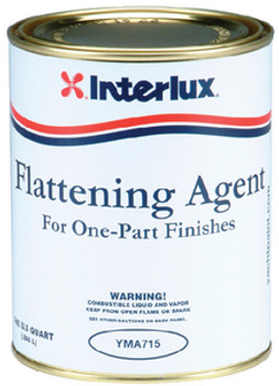 Interlux 1-Part Finish Flattening Agent- Quart  YMA715/Q