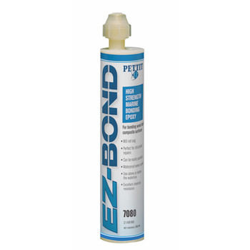 Pettit EZ-Bond Epoxy Glue Cartridge- 6.45 Oz 1708020