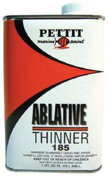 Pettit Ablative Thinner- Quart 11218508
