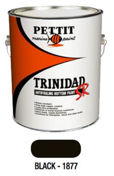 Pettit Trinidad SR Antifouling Bottom Paint- Black- Gallon 1877 1187706