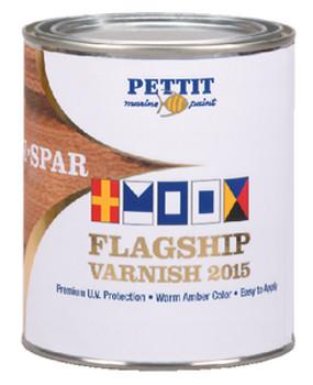 Pettit Flagship Varnish- Gallon 8720106