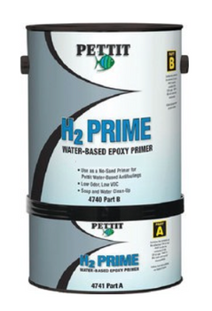 Pettit H2-Prime Epoxy Primer- Quart Kit 14740/1474122
