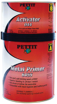 Pettit Metal Primer Pack- Quart 16455/104408
