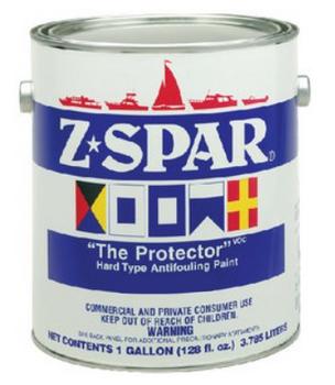 Pettit Z-Spar Protector VOC- Black- Gallon B94 8109406