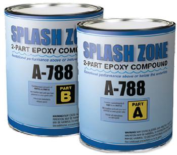Pettit Splash Zone Putty Kit 1/2 Gal 84788/8478918