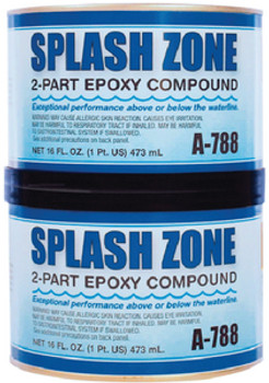 Pettit Splash Zone Quart Kit 84788/8478920