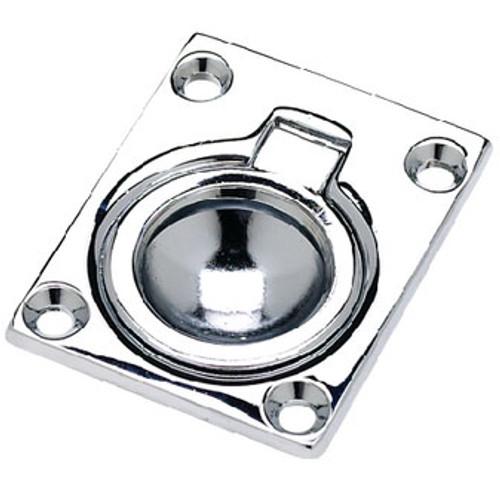 Seachoice Flush Ring Pull-1 3/4 x 1 3/8Cp 36601