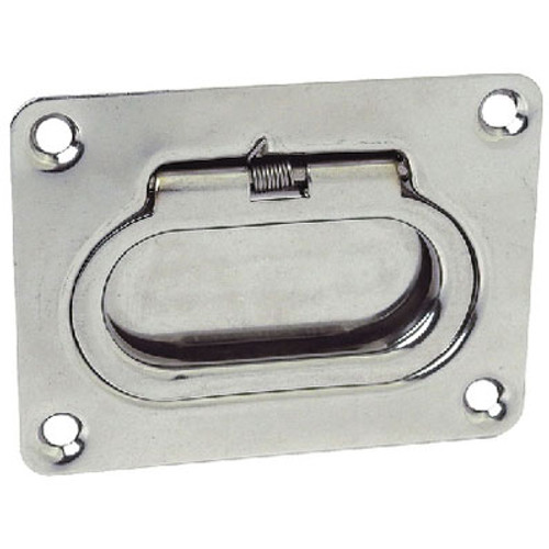 Seachoice Flush Lift Hndl-3 x 2 1/2 -SS 36701