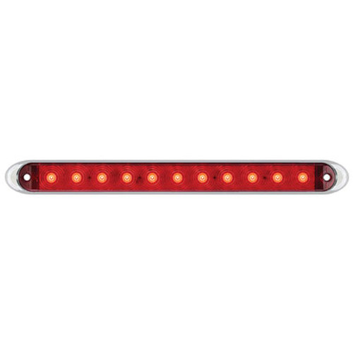 Seachoice LED Slimline Stopturn Tail Crm Stl69Rksch