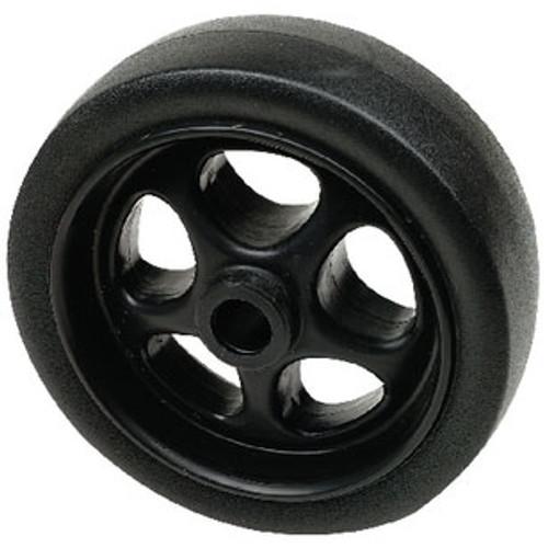 Seachoice 8 Black Poly Spare Jack Wheel 50-52060