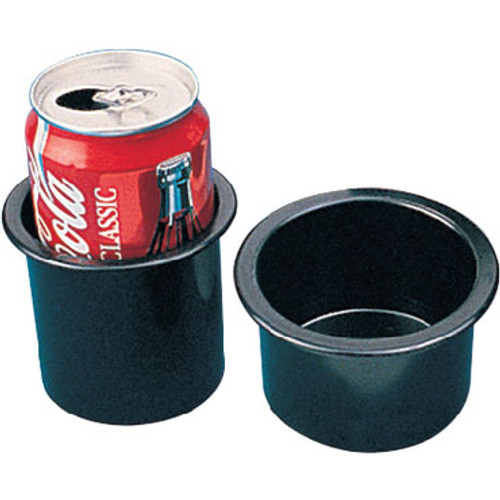 Sea-Dog Line Flush Mount Drink Holder Bk 588010