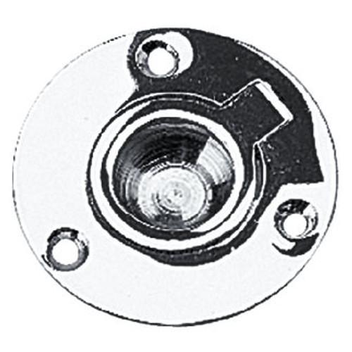 Sea-Dog Line Chrome Brass Round Lift Ring - 222460-1
